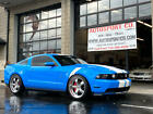 2010 Ford Mustang GT Premium Coupe 2010 Ford Mustang GT Premium Coupe 13275 Miles Grabber Blue Coupe 4.6L V8 SOHC 2