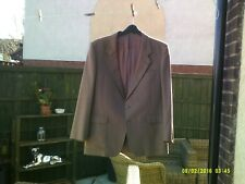 JAEGER MENS SUIT JACKET SIZE 42 100%WOOL MADE IN ITALY