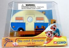 New Corgi Koala Brothers Die-Cast Caravan With Ned Camper Rv