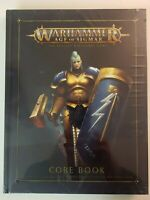 Warhammer  Age of Sigmar Core Book, 2nd edition, Rulebook,  Hardcover, AOS