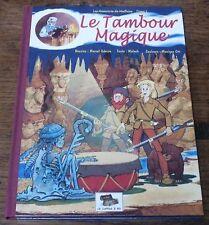 Uderzo / Moloch - Le Tambour Magique 1 - Coffre à BD