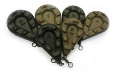 Korda Carp Fishing NEW Big Grippa Lead Weights 1.5oz - 5 Pack