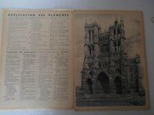 Cathédrale d' Amiens - Photos de Marc Foucault - 1942 .