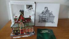 Dept 56 North Pole Village *North Pole Express Depot* 5627-8 Retired In Box
