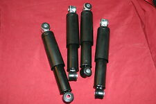 4  Stoßdämpfer: 2 vorne 2 hinten DKW Auto-Union AU F89 F91 F93 3=6 AU 1000 S SP