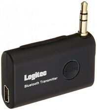 NEW Logitec Bluetooth2.1 Audio Transmitter USB-AC charger included LBT-AT100C2