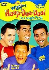 USED (VG) The Wiggles - Hoop-Dee-Doo! It's a Wiggly Party (2002) (DVD)