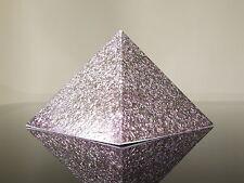 Cargador de fusión de iones negativos grande Orgón Excel Scalar sabiduría espiritual Pirámide