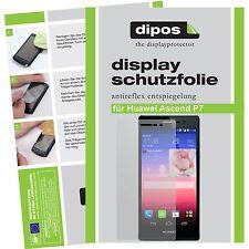 2x dipos Huawei Ascend P7 Film de protection d'écran protecteur antireflet