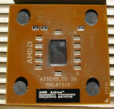 CPU AMD ATHLON XP 2000 + 2000+ Socket A Socket 462