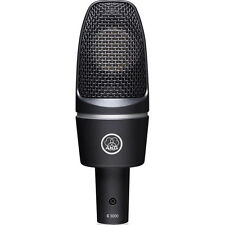 AKG C3000 High Performance Large Condenser Microphone. U.S. Authorized Dealer