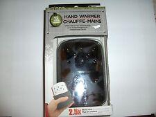 Zippo CHROME Hand Warmer Handwarmer Pocket Camping Hunting Heater Fishing Foot