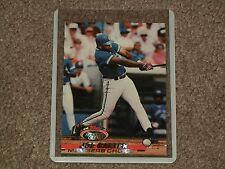 1993 Joe Carter Topps Stadium Club Members Choice #749 (Sports, Baseball Card)