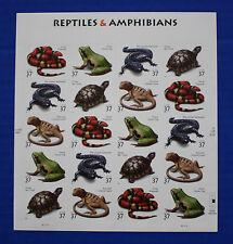 United States (#3814-3818) 2003 Reptiles & Amphibians MNH sheet