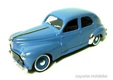 1/43 PEUGEOT 203 SOLIDO MADE IN FRANCE DIECAST