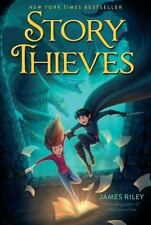 Story Thieves Book 1 by James Riley - PAPERBACK - BRAND NEW!