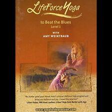 Amy Weintraub: Lifeforce Yoga to Beat the Blues - Level 1 (DVD, 2007)