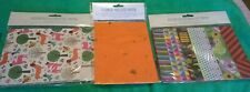 Assortment of Decorative Papers