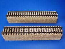 MARKLIN H0 - 5106 - 10x  STRAIGHT RAILS - M Track / EXC