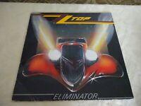 ZZ Top Eliminator Original Album LP Record Vinyl