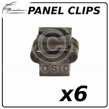 Panel Clips Cowling VW Passat 2000/Audi A4 Pack of 6 Part Number: 11073