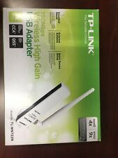 TP-Link TL-WN722N USB Wireless Adapter Complete W/software