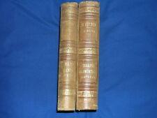 Leyden Terapia alimentare e di dietetica UTET 1900 2 vol