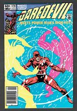 Daredevil #178 Power Man & Iron Fist Marvel Comics 1981 VF/NM Frank Miller