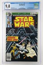 Star Wars #21 -NEAR MINT- CGC 9.8 NM/MT - Marvel 1979 - 1st Original Vader Story
