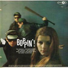 BOPPIN' u.s JUBILEE LP JGM-1118_orig 1960 rare R&B ORIOLES_TOPPERS_MARYLANDERS