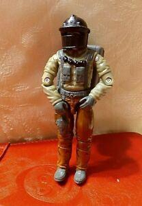 1990 Vintage GI Joe ARAH BULLHORN V1 Action Figure ~ Incomplete Hasbro