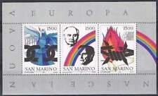 San Marino 1991 postfris MNH block 14 - Nascela nuova (S0089)