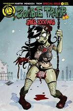 """ZOMBIE TRAMP XXX-MAS SPECIAL AOD COLOUR """"MORRISSEY LOVER"""" LIMITED COVER 2015"""
