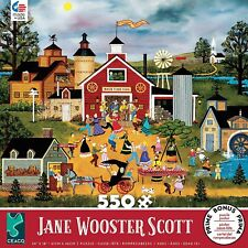 JANE WOOSTER SCOTT - DANCING - 550 PIECE JIGSAW PUZZLE - BRAND NEW - 2367-22