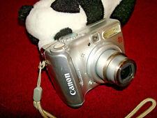 Canon Powershot A540 Silver 6.0MP