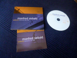 CD Manfred Siebald - Vielleicht Kommst Du Mit Christliche Lieder Religiöse Musik