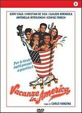 Dvd Vacanze in America - (1984) ***Jerry Cala'/Christian De Sica***  ......NUOVO