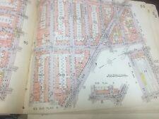 1929 E BELCHER HYDE PARK SLOPE BROOKLYN HEIGHTS CARLTON THEATRE NY ATLAS MAP