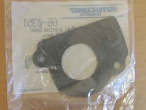 McCord 66-0351 Throttle Body Injection Gasket For 87-93 Pontiac LeMans 97 CID L4