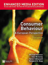 Solomon: Consumer Behaviour Enhanced Media Edition: A European Perspective by M…