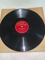 Sarah Vaughan Penthouse Serenade/ I've Got A Crush On You Musicraft 78RPM Vinyl