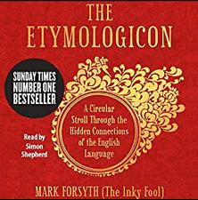 Il marchio etymologicon-Forsyth IL Inky Fool 6 CD AUDIO LIBRO-nuovi/sigillati