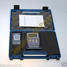 New Digital Surface Roughness Tester Meter Gauge Range Ra Rz SRT-6100