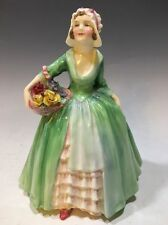 """Vintage Royal Doulton Figurine HN1737 Janet - 6 1/4""""H"""