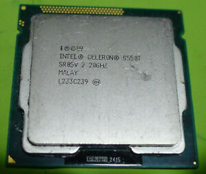 INTEL CELERON G550T CPU, SOCKET 1155, 35W, Energy efficient,great for mining rig