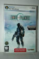 LOST PLANET EXTREME CONDITION COLONIES EDITION USATO PC DVD VER ITA RS2 41008