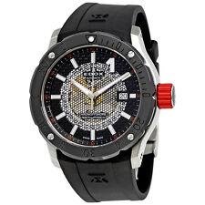 Edox Chronoffshore-1 Automatic Mens Watch 80099 3R NIN