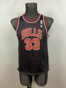 SCOTTIE PIPPEN CHICAGO BULLS SWINGMAN NBA BASKETBALL CHAMPION BOYS SIZE XL