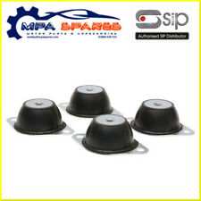 SIP 02359 AIR COMPRESSOR ANTI VIBRATION MOUNTS - SET OF FOUR