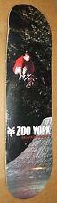 "2009 ZOO YORK BRANDON WESTGATE ""KICKFLIP"" SKATEBOARD DECK SKATEBOARDER MAG COVER"